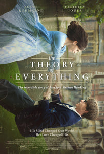 Poster Película The Theory of Everything