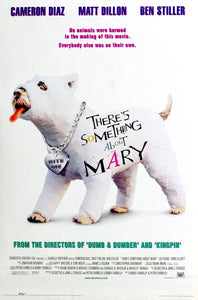 Poster Pelicula There's Something About Mary