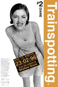 Poster Pelicula Trainspotting