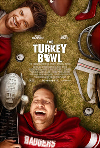Poster Pelicula The Turkey Bowl