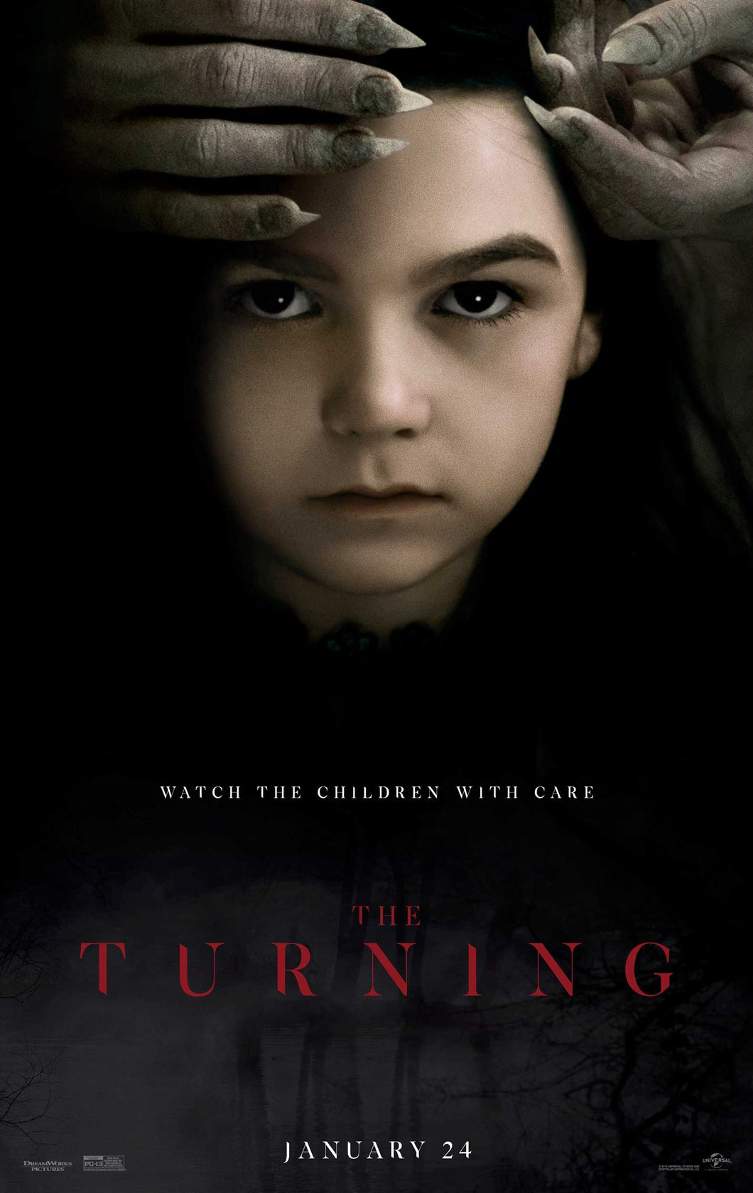 Poster Pelicula The turning