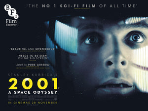 Poster Pelicula 2001: A Space Odyssey