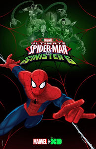 Poster Serie Ultimate Spider-Man