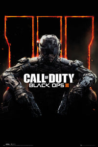 Poster Videojuego Call of Duty