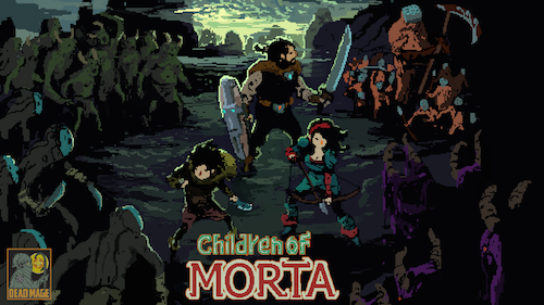Poster Juego Children of Morta 2