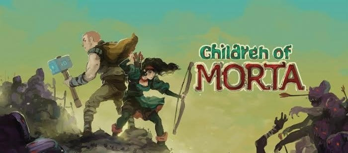 Poster Juego Children of Morta