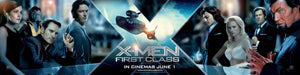 Poster Pelicula X-Men: First Class 7