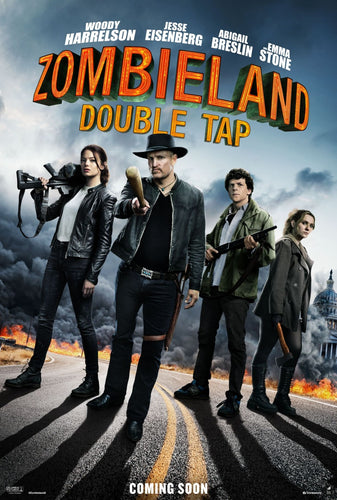 Poster Pelicula Zombieland: Double Tap