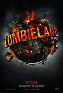 Poster Pelicula Zombieland