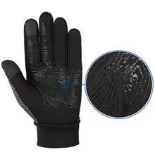 Load image into Gallery viewer, Outdoor Windproof Warm Plus Velvet Gloves