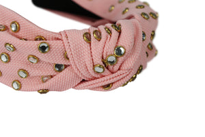 The Pink Bougie Knot