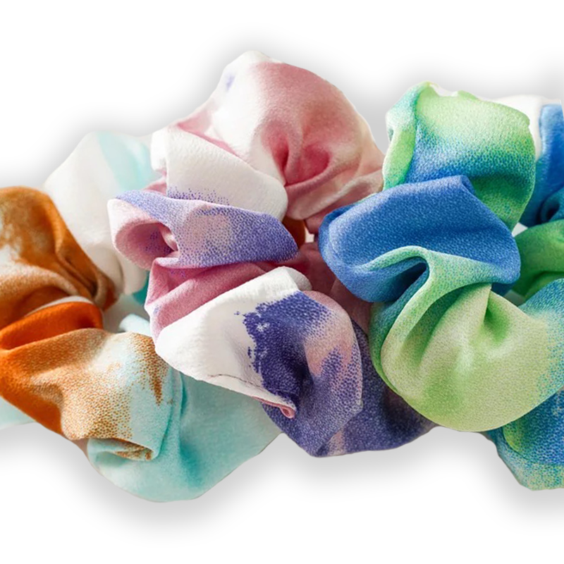 Scrunchie Set | Tie Dye