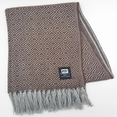 Brown/Gray Scarf