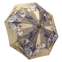 Galleria Degas Ballerinas Kid's Stick Umbrella