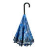 Waterlilies and Reflection of a Willow Tree RC Stick Umbrella