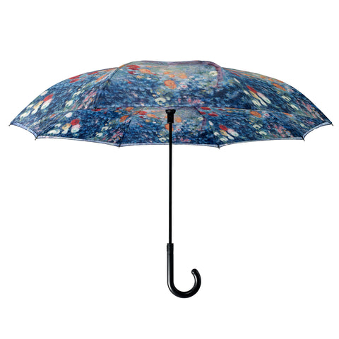Picture of Renoir Le Jardin rue Cortot a Montmarte Stick Umbrella RC