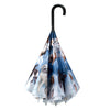 Cats & Dogs Stick Umbrella Reverse Close