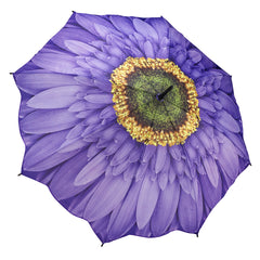Wisteria Daisy Stick Umbrella