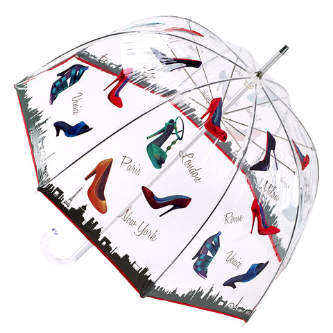 Picture of Shoe Craze Bubble Umbrella