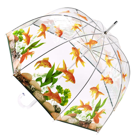Picture of Goldfish Habitat Bubble Umbrella