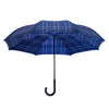 Blue Plaid RC Stick Umbrella