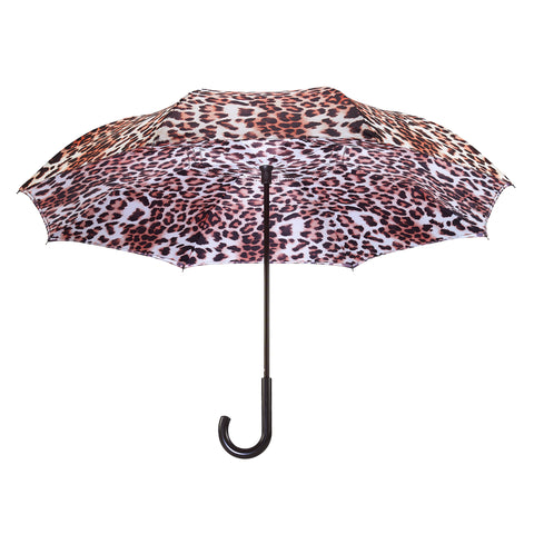 Picture of Leopard Skin Full Color RC Stick Umbrella