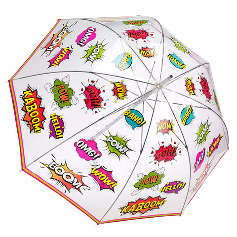 Picture of Comic Book Bubble Umbrella