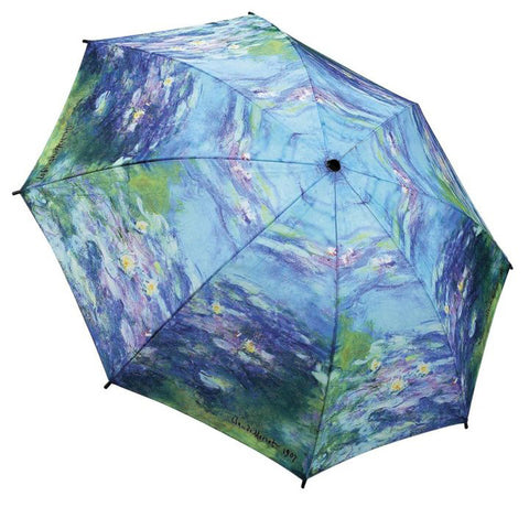 Picture of Water Lilies Folding Umbrella