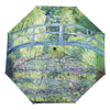 Monet Japanese Bridge Folding Umbrella