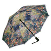 Renoir, Woman with a Parasol in a Garden Reverse Close Folding Umbrella