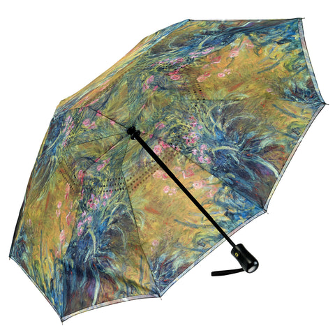 Picture of Irises by Monet RC Folding Umbrella
