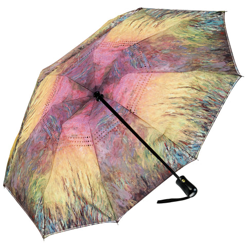 Picture of Waterlilies at Sunset RC Folding Umbrella
