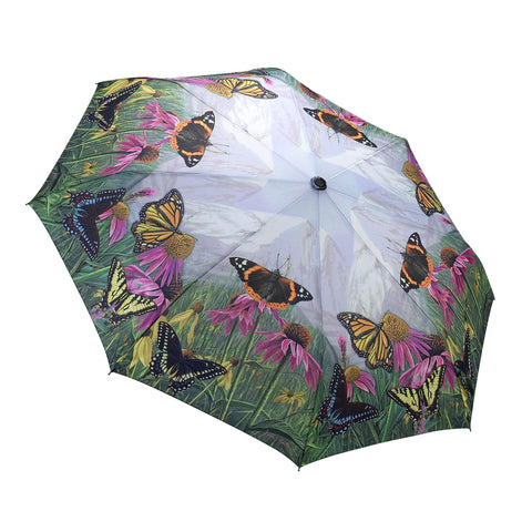 Picture of Butterfly Mountain Folding Umbrella
