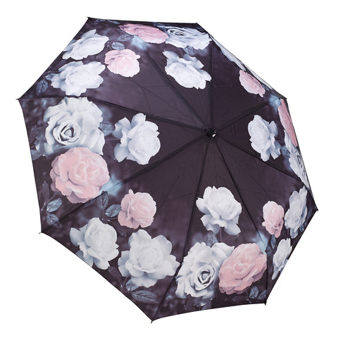 Picture of Vintage Roses Folding Umbrella