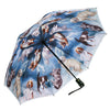 Cats & Dogs Reverse Close Folding Umbrella