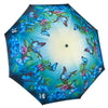 Bluebells Reverse Close Folding Umbrella