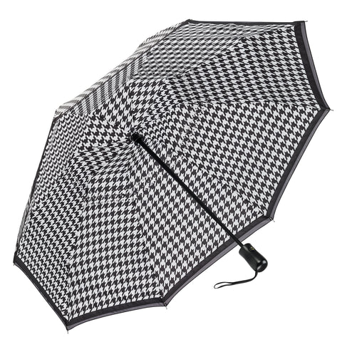 Picture of Houndstooth RC Folding Umbrella