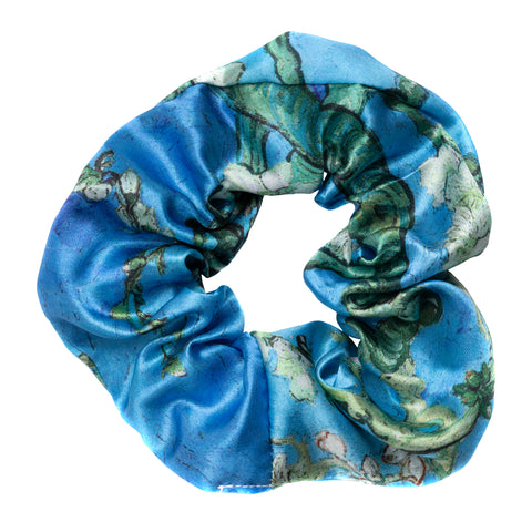 Picture of Monet Almond Blossom Scrunchie