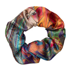 Laurel Burch Mikayla Scrunchie