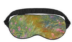 Irises by Monet Sleeping Mask