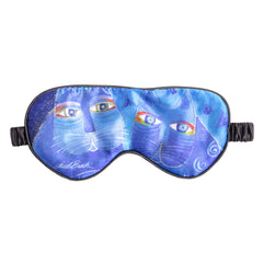 Laurel Burch Indigo Cats Sleeping Mask