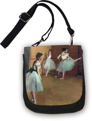 Degas Ballerinas CrossBody Bag