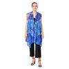 Laurel Burch Indigo Cats Sheer Vests