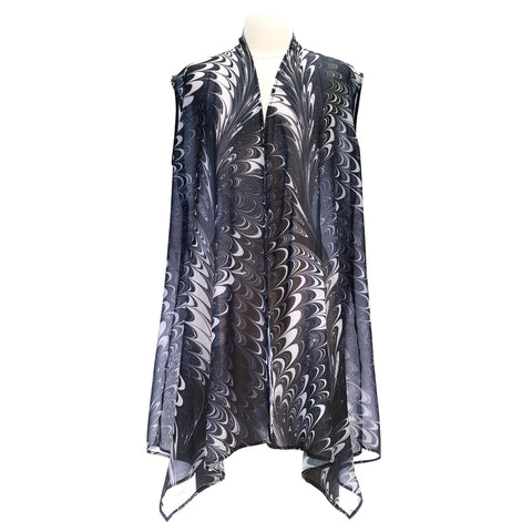 Picture of Salt & Peppa Sheer Long Vest