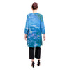 Monet Waterlilies Sheer Cardigan
