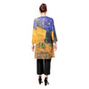 Van Gogh Café Terrace Sheer Cardigan