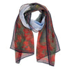 Monet Poppy Field Scarf