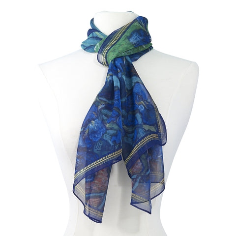 Picture of Van Gogh Irises Scarf