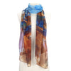 Paul Cezanne, Riverbanks Scarf