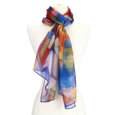 Picture of Franz Marc, Stables Scarf